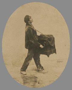 The Organ Grinder 1853