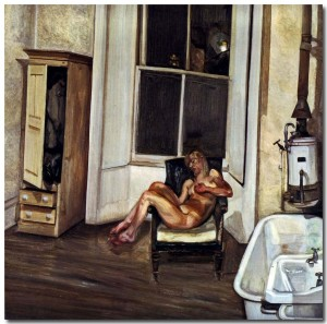 Lucian Freud, 1968